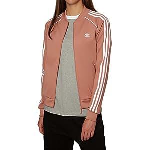 adidas Damen Sst Jacke, Ash Pink, 36