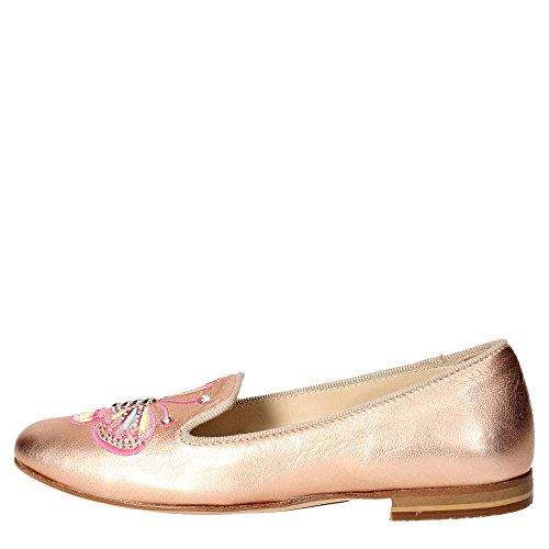 ART37 Ballerinaschuhe Puderrosa Florens M盲dchen M盲dchen ART37 Ballerinaschuhe Florens FB154Bq