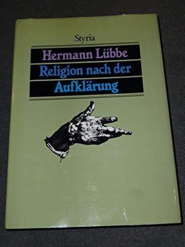 Religion nach der Aufklärung.