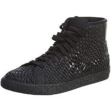 best website b4f11 a02ab NIKE Blazer MID DMB DiamondBack W Schuhe Damen Sneaker Turnschuhe Schwarz  807455 001
