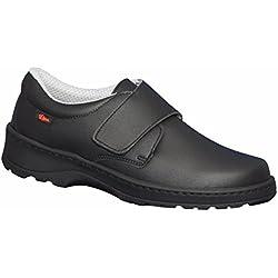 Dian - Milan src o1 fo - zapatos anatómicos - talla 38 - negro