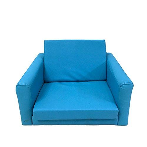 MAGO Bequemer Sitz der Kinder einzelner Sofa-Stuhl grünes Material einfacher moderner Sitz...