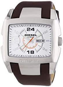 Diesel - DZ1273 - Montre Homme - Quartz Analogique - Bracelet en Cuir - Brun