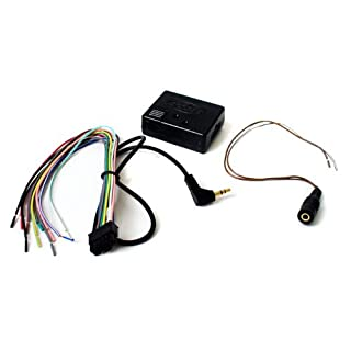 Axxess ASWC-1 Lenkrad-FB-Adapter für JVC, Alpine, Clarion, Kenwood, Pioneer, Sony u.a.