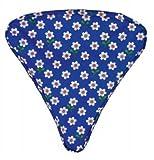 Spiegelburg 10859 Sattelschutz Blütenzeit, blau