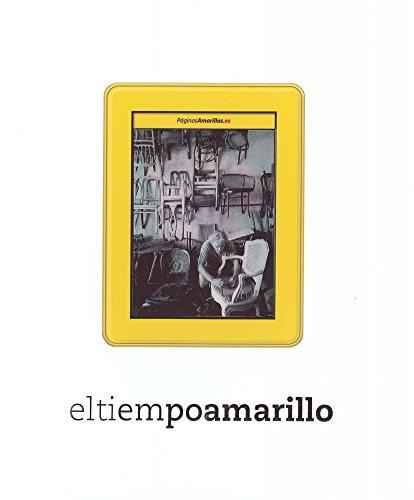 Descargar Libro El tiempo amarillo de Publio López Mondéjar