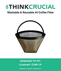 12 Cup Washable Coffee Filter