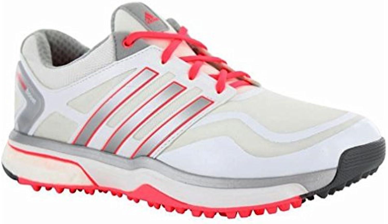 Adidas W adipower Sport Boost Damen Schuhe - weiss/grau/rot