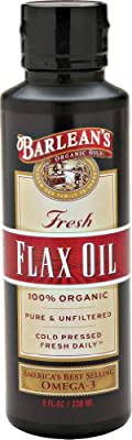 Barlean's 236 ml Flax Oil (Pack of 2) from Kinetic