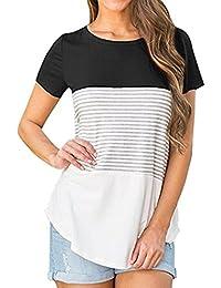 a0b8065955 Amazon.es  Ropa De Mujer Barata De Marca - Blusas y camisas ...