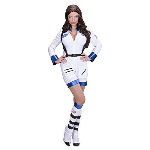 chsene Kostüm Astronautin, Overall und Stiefelüberzieher, L (Weltraum Kostüme Für Erwachsene)