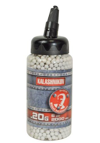 KALASHNIKOV Billes Nouveau Verseur de 2000BB's 0,20 Gr