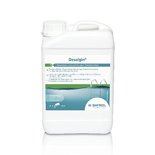 3 l Bayrol - Desalgin schaumarmes Algenmittel
