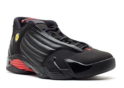 Air Jordan 14 Retro 'Last Shot 2011 Release' - 311832-010 - Size 12 - (Air Jordans Retro Size 12)