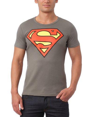 Unbekannt Traktor® Herren T-Shirt Gr. Large, Dubkelgrau