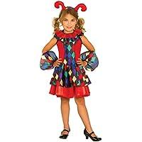 Amazon.it  costume giullare - Bambini   Costumi  Giochi e giocattoli 9717c934dd33