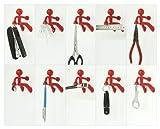 Monkey Business Schlüsselhalter Key Pete schwarz Schlüsselhaken - 2