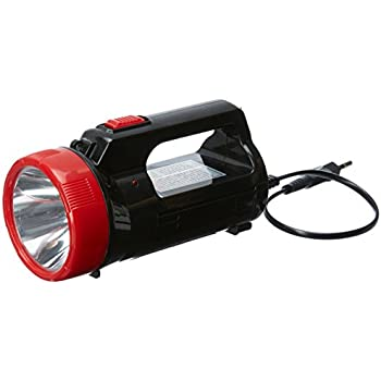 Rock Light RL-783WT 4-Watt Rechargeable LED Torch (Color May Vary)