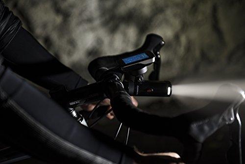 Garmin Varia ut800Smart para faros delanteros con out-front pantalla plana–Negro