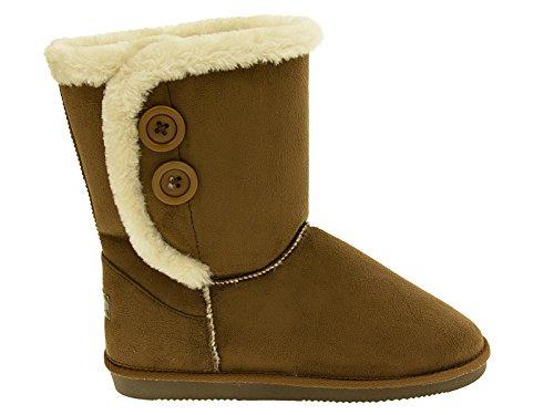 Foster Footwear, Stivali donna 4-6 Mesi 932:Chestnut