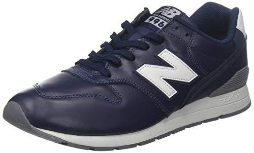 New Balance Herren 996 Sneaker, Blau (Pigment/Nimbus Cloud Ls), 42 EU -