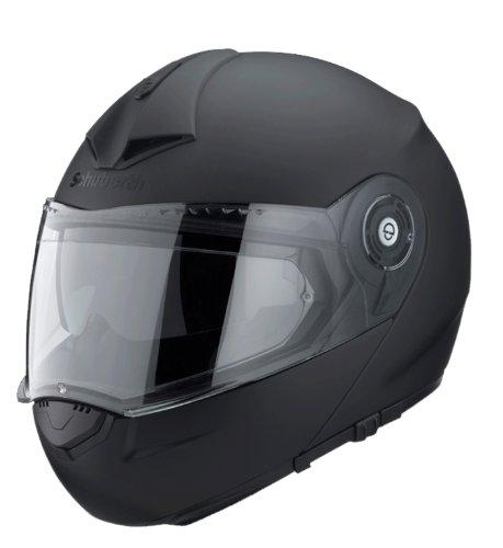Preisvergleich Produktbild SCHUBERTH C3 Pro - Klapphelm,  Farbe matt-schwarz,  Größe XL (60 / 61)