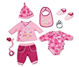 Zapf Creation 822326 - Baby born Happy Birthday Christmas Set