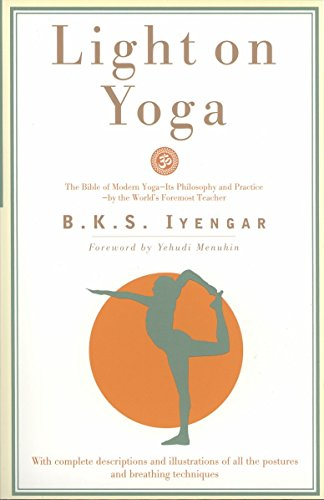 Light on Yoga por B. K. S. Iyengar