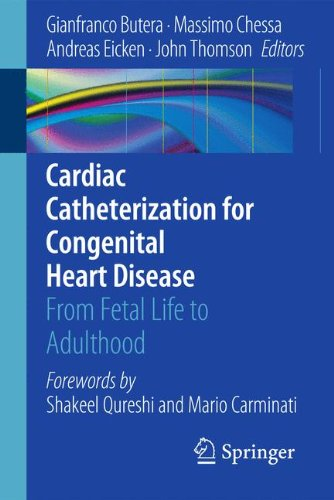 Cardiac Catheterization for Congenital Heart Disease: From Fetal Life to Adulthood