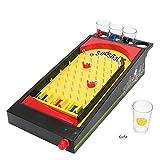 XZANTE H?chster Spass Brettspiele Trinkspiel Trinken Maschine Set Mit Schnapsglas Party Vorraete Bar Spiel Wein Spiele Fuer Erwachsene