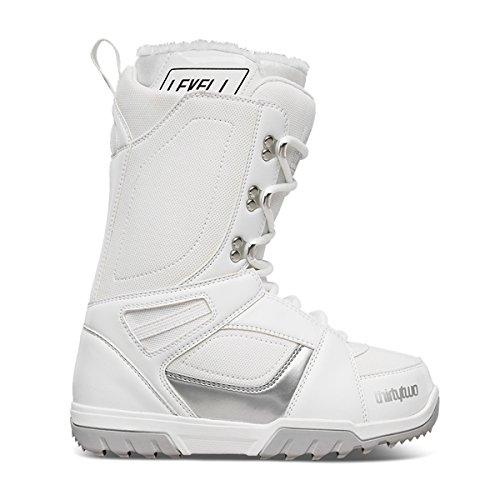 Thirtytwo invernale 2014/15, dicono le donne uscita 32-Scarponi da Snowboard, colore bianco/neve