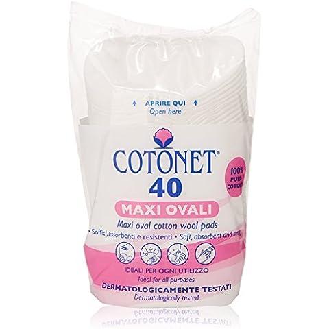 Cotonet - Dischetti Maxi Ovali - 40