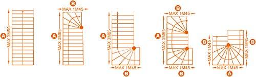 elago Plaque Murale pour Nest Learning Thermostat G/én/ération 3 Mat/ériau ABS Solide 2 et 1 Blanc R/ésistant aux UV