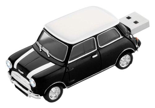 Platinum Mini Cooper 177539 Clé USB 4 Go Noir