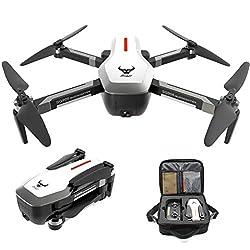 DishyKooker ZLRC Bestia SG906 5G WiFi GPS FPV Drone con cámara 4K y Bolso 2 baterias