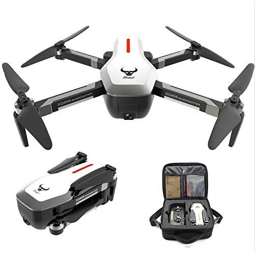 DishyKooker Drohne ZLRC-Tier-SG906 5G WiFi GPS FPV mit Kamera 4K und Handtasche 2 Battery