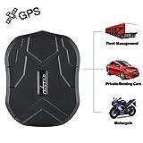 Hangang GPS Tracker GPS-Tracker für Auto Wasserdicht/GSM/GPRS Tracking 150 Tage Standby GPS Tracker Mini Magnetischer Auto Versteckte Auto Diebstahlschutz für Fahrzeuge und Kinder/Anzian/Persönlich