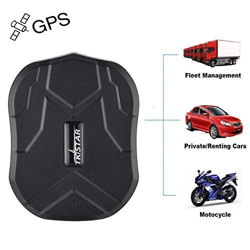 hangang GPS Tracker GPS para Coche Impermeable/gsm/gprs Tracking 150 Días Standby GPS Tracker...