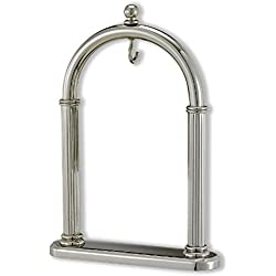Woodford Classical Arch Chrome Plated Pocket Watch Stand