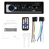 TianranRT Bluetooth Auto Stereo Audio 1 Din In-Dash UKW Aux Eingang Receiver SD 2USB MP3 Radio