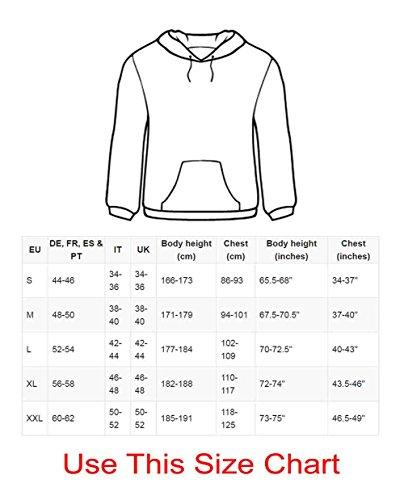 Erido Debnam-Carey 93 Unisexe Homme Femme Sweat À Capuche Sweat-Shirt Pull-Over Gris Toutes Les Tailles Men's Women's Hoodie Grey