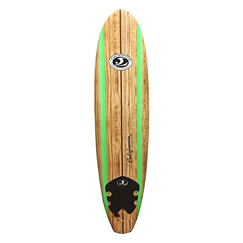 CBC 7'0'', TAVOLA Surf SOFTBOARD Unisex-Adulto, Multicolore