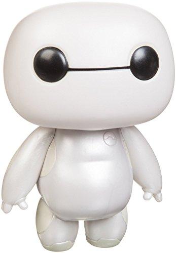Funko - Figurina Disney - Big Hero 6 Baymax Variant Pop 15Cm - 0849803048396