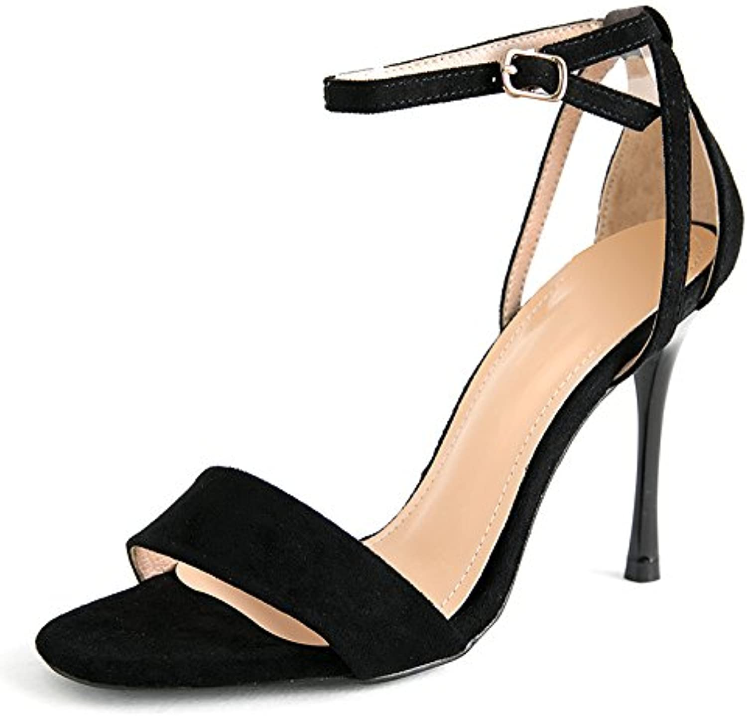 AGECC The Sandals Are Hollow And And And Thin, And The Cat Wears The nero scarpe And The High-Heeled scarpe,Thirty-Six,... | The Queen Of Quality  | Uomo/Donna Scarpa  d2b912