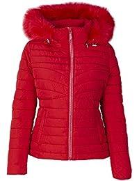 Suchergebnis auf für: Rote Jacke Damen: Bekleidung