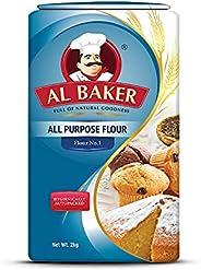 Al Baker, All Purpose Flour, 2kg