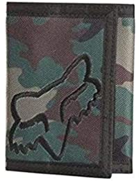 1a344bb2071a4 Fox Racing Men's Mr Clean Velcro Wallet-One Size