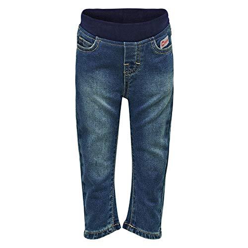 Lego Wear Baby-Mädchen Duplo Boy-PAN 103-SWEAT Jeans, Blau (Denim 47), 86