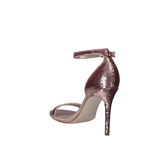 Guess Footwear Dress Sandal, Escarpins Bride Cheville Femme Rosa (Rose)