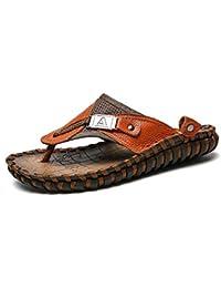 c63e45a5d7f Amazon.es  48 - Sandalias y chanclas   Zapatos para hombre  Zapatos ...